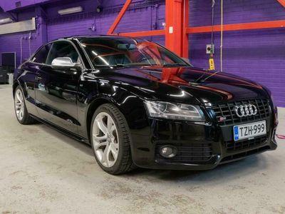 käytetty Audi S5 S5*DRIVESELECT*HIENO*RAHOITUS/VAIHTO*