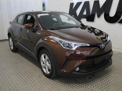 käytetty Toyota C-HR
