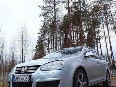 käytetty VW Golf Variant Sportline 1,4 103 kW TSI, DSG-autom.