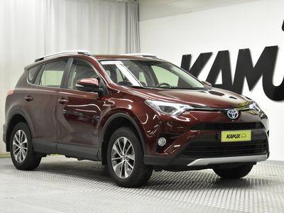 käytetty Toyota RAV4 2,5 Hybrid AWD Active / NELIVETO / LED-VALOT / KAMERA / BT /