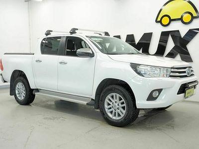 käytetty Toyota HiLux Dubbelhytt 2.4 AWD Automatisk, 150hk, 2018