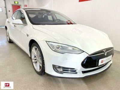 käytetty Tesla Model S P85 Performance #22kW tuplalaturi #CCS-UPGRADE #Panoraama