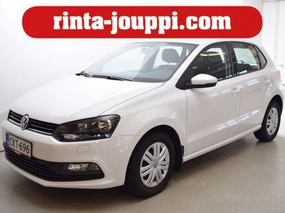 käytetty VW Polo Trendline 1,0 55 kW (75 hv) - Merkkiliikkeen huoltokirja. 1-omistaja