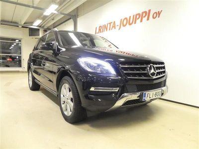käytetty Mercedes ML350 BlueTec 4Matic Premium Business *SUOMI-AUTO, WEBASTO, KOUKKU, ILS-VALOT*