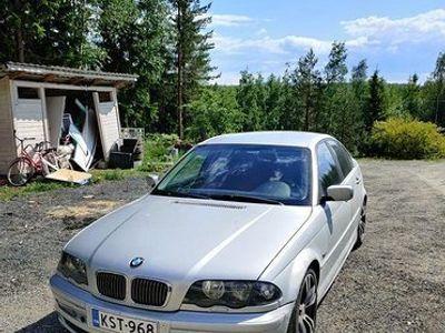 käytetty BMW 320 e46