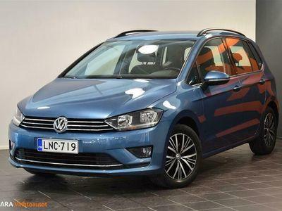käytetty VW Golf Sportsvan Allstar 1,2 TSI 81 kW (110 hv) DSG-automaatti (Webasto, tutkat!) LNC-719   Laakkonen