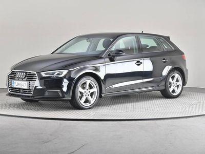 käytetty Audi A3 Sportback Bsn Sport 1,4 TFSI e-tron Str- Navi, ACC-
