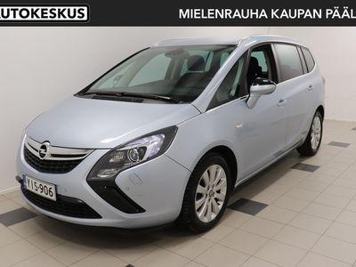 käytetty Opel Zafira Tourer Drive 2,0 CDTI 121kW AT6 - Korko 0,9% + kulut!! -