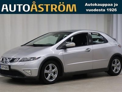 käytetty Honda Civic 5D 1,8i 140 hv Sport