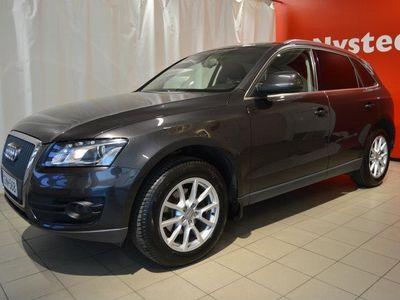 käytetty Audi Q5 2,0 TDI DPF quattro Business S tronic *KATTAVASTI VARUSTELTU*HELMI*