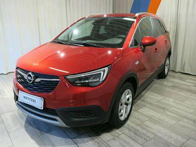 käytetty Opel Crossland X Innovation Plus 130 Turbo Autom