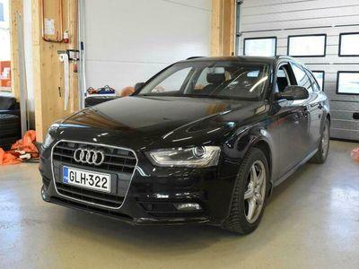käytetty Audi A4 Avant Business 2,0 TDI clean diesel 110 kW ** Suomiauto / Tutkat / Vetokoukku **