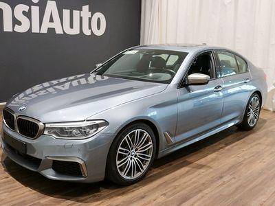 käytetty BMW M550 d G30 A Xdrive Sedan Business*** Huippuvarusteet - Harman Kardon - Navi ***