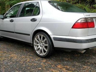 käytetty Saab 9-5 2,3 Turbo