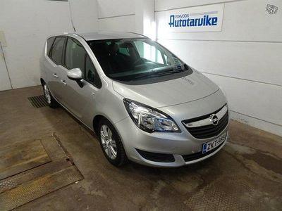 käytetty Opel Meriva