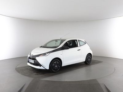 käytetty Toyota Aygo 1,0 VVT-i x 3ov - NÄPPÄRÄ CITYAUTO !