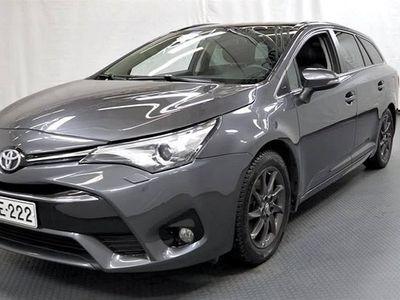 käytetty Toyota Avensis Touring Sports 2,0 D-4D Premium Business -WEBASTO, NAHAT, PANORAMAKATTO, BI-LED YM!-