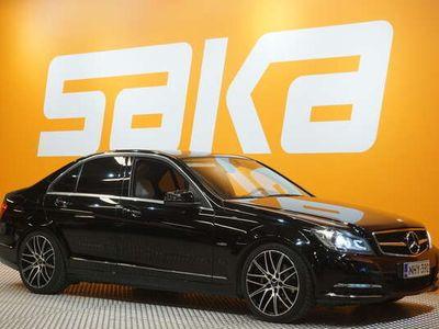 käytetty Mercedes C180 BE A Avantgarde Premium Business ** Suomiauto / Bluetooth / Tutkat / Xenon **