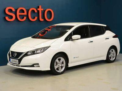 käytetty Nissan Leaf Tekna 40 kWh FI