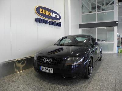 käytetty Audi TT Coupe 1, 8 T 180hv, VAIN 155?/KK, NAVI, NAHAT, PIONEER, 18 TUUMAN ALUT. LOHKIS, KAHDET RENKAAT, SPORTTIPENKIT, XENON