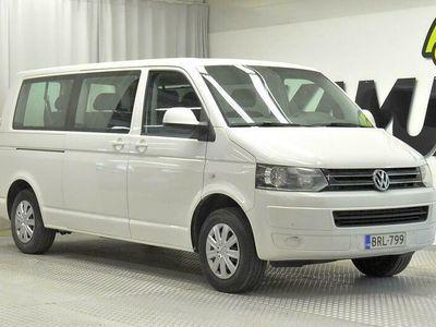 käytetty VW Caravelle Comfortline pitkä 2,0TDI 103kW 3200kg BMTechnology / ALV / 2Om. Suomi-auto / Koukku / 9p
