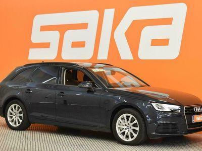 käytetty Audi A4 Avant Business Sport 3,0 TDI 200 kW quattro tiptronic ** ALV / 1-omisteinen / MMI Navi + / Digimittaristo / Tutkat **