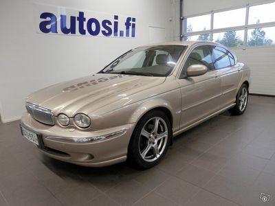 käytetty Jaguar X-type 2.0 Executive