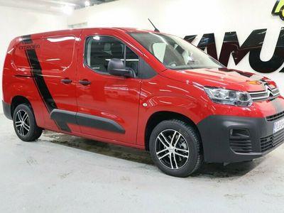 """käytetty Citroën Berlingo Van BlueHDi 100 XL// Alv, Webasto kaukosäädöllä, """" kuin uusi""""//"""