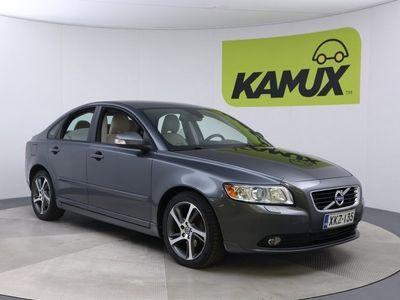 käytetty Volvo S40 1,6D DRIVe S/S Classic Business / Autom. ilmastointi / Vakkari / Nahkasisusta