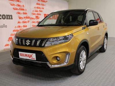 käytetty Suzuki Vitara 1,4 Boosterjet 4WD GL+ 6MT HYBRID *Esittelykäytöstä, uutta vastaava hybrid varusteltuna*