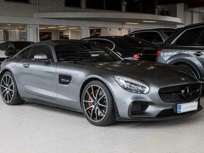 käytetty Mercedes AMG GT S 4.0 V8 375kW, Designo, Performance putkisto, Performance penkit, Burmester *Korko 1,99%*