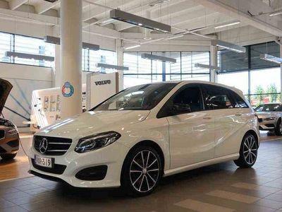 käytetty Mercedes B200 CDI 4MATIC A PREMIUM BUSINESS.