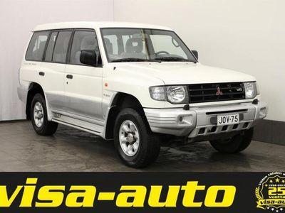 käytetty Mitsubishi Pajero 3.5 V6 GLS A