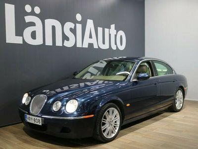 käytetty Jaguar S-Type 2,7D V6 Business Exclusive Aut // Webasto, Vetokoukku, Xenon-valot, Nahkasis //