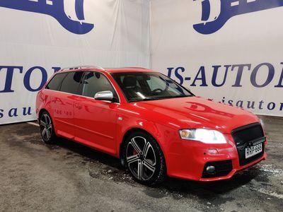 käytetty Audi S4 Avant 4.2 V8 Quattro * Bose / Navi / Xenonit * Tehokas aito neliveto * Kotiintoimitus * Vaihto ja Rahoitus *