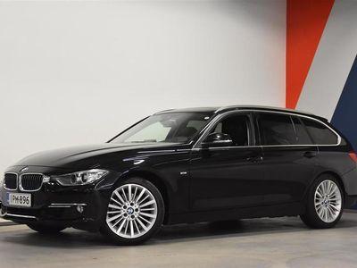 käytetty BMW 330 330 F31 Touring d TwinPower Turbo A # Juuri tullut # Prof.Navi # Näyttävä