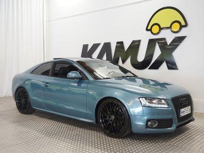 käytetty Audi A5 Coupé 3,0 V6 TDI 176 kW quattro **S-Line, Nahkat, Kaukovaloautomatiikka**