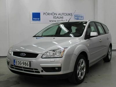käytetty Ford Focus 1.6 Collection 100 Wagon