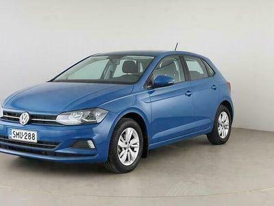 käytetty VW Polo Comfortline 1,0 TSI 70 DSG* Merkkiliikkeen huoltokirja* Adapt. Vakkari* App-Connect* Lohkolämmitin* P-tutkat*