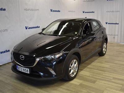 käytetty Mazda CX-3 2,0 (120) SKYACTIV-G Premium 6MT EA2 *1-OMISTAJA, AUTOMAATTI-ILMASTOINTI, VAKKARI*
