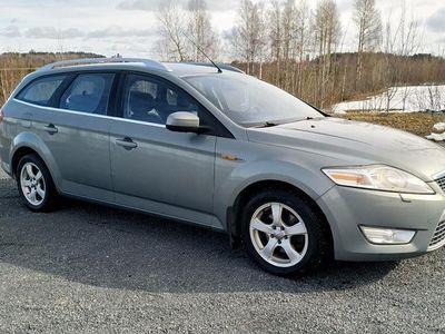 käytetty Ford Mondeo 2,0 TDCI 140 hv aut. Titanium Business