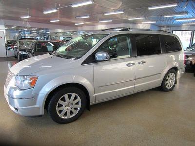 käytetty Chrysler Voyager Limited