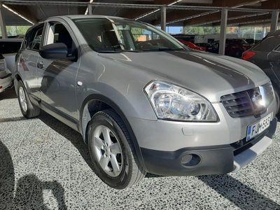 käytetty Nissan Qashqai 1,6 Visia 5 MT 2 WD APR09