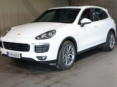 käytetty Porsche Cayenne