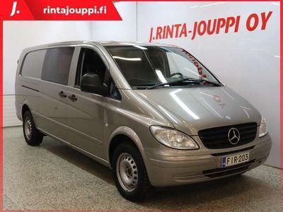 käytetty Mercedes Vito 111CDI-2,7/34K pitkä A3