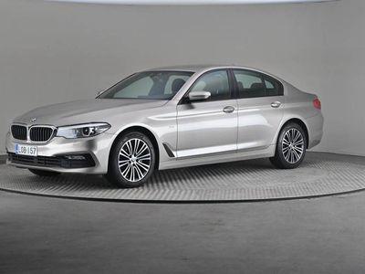 käytetty BMW 520 5 Serie d A Xdrive Business Sport (18.A) -Professional Navi, M-sport ratti-