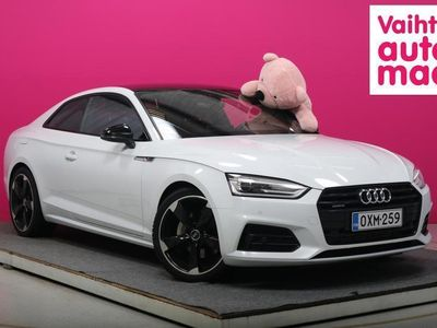 käytetty Audi A5 3.0 TDI S-Tronic Coupe quattro S-Line # Bang&Olufsen # Digimittaristo # Navi # Tyylikäs # Carplay #