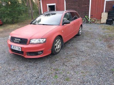 käytetty Audi A4 1.9tdi quattro