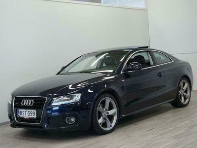 käytetty Audi A5 Coupé 3,2 V6 FSI 195 kW quattro tiptronic-autom. - Tulossa myyntiin! Supervarusteet