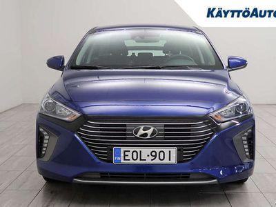 käytetty Hyundai Ioniq hybrid DCT Comfort Navi